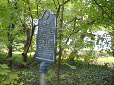Marker in Glen Rock image. Click for full size.