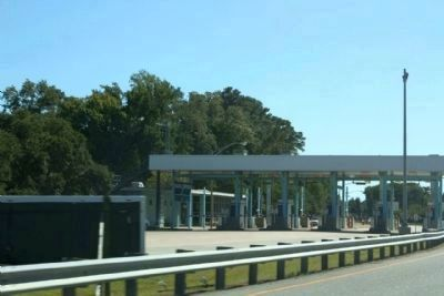 North Bound Toll Booth ($12.00), Virginia Beach image. Click for full size.