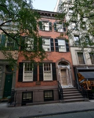 203 Prince Street Townhouse image. Click for full size.