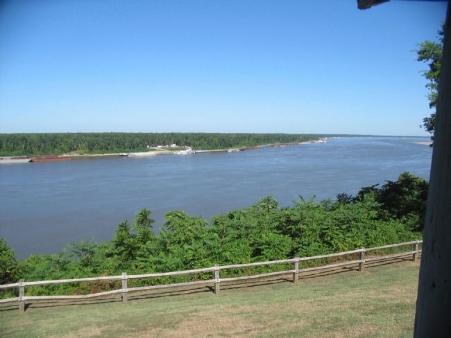 Mississippi River image. Click for full size.