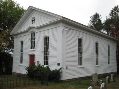 Mount Salem Church image. Click for full size.