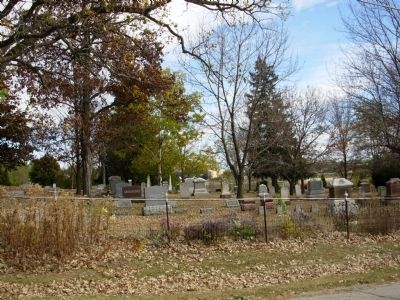 The Reformed Presbyterian Church Cemetery image. Click for full size.