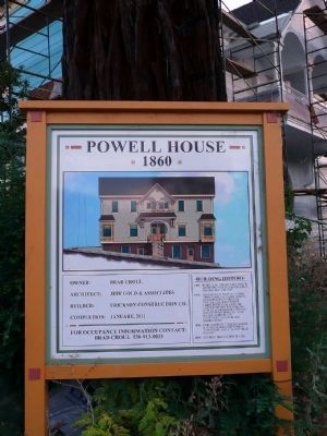 Powell Home - Renovation in Progress image. Click for full size.