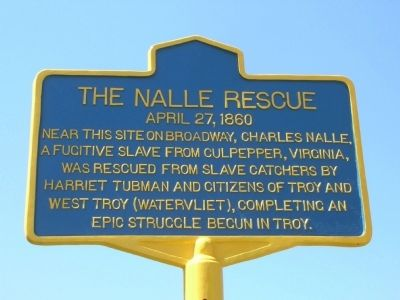 The Nalle Rescue Marker image. Click for full size.