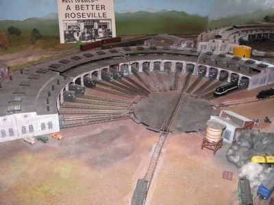 Roundhouse Model image. Click for full size.