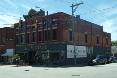 Another view of McAulay Bros. Store image. Click for full size.