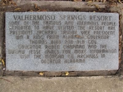 Valhermoso Springs Resort image. Click for full size.