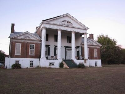 Saunders~ Hall~ Goode Mansion image. Click for full size.