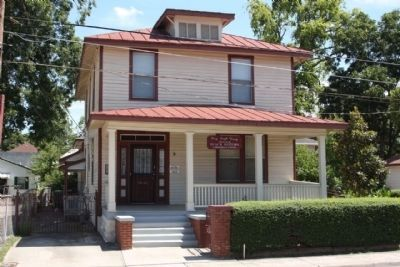 Lucy Craft Laney House, now a Black History Museum and Conference Center image. Click for full size.
