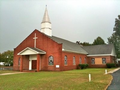 Greater St. James A.M.E. Church image. Click for full size.
