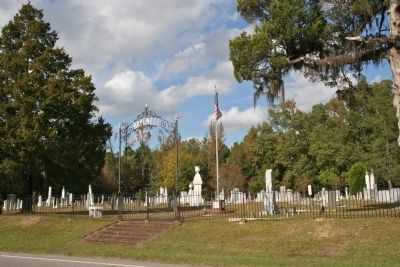 Hopewell Cemetery image. Click for full size.