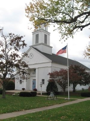 Terryville Congregational Church image. Click for full size.