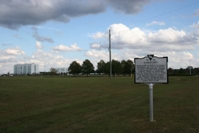 Jamestown Marker Site image. Click for full size.