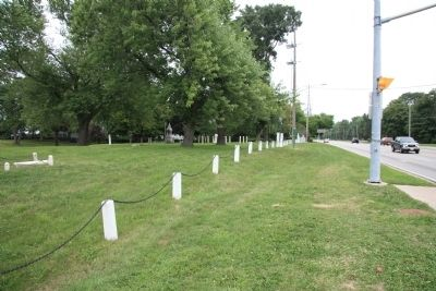The Wyandotte Indian Cemetery image. Click for full size.