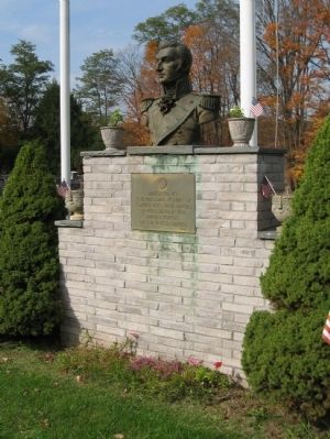 Somers Veterans Monument image. Click for full size.