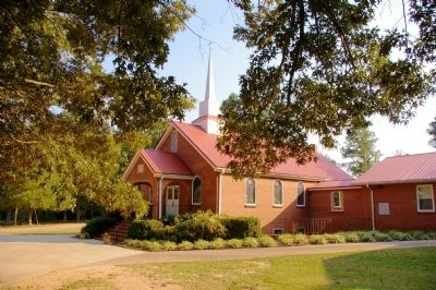 Coldwater Methodist Church image. Click for full size.