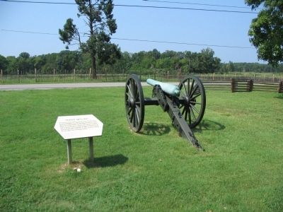 Marker, Rifle, and Field of Fire image. Click for full size.
