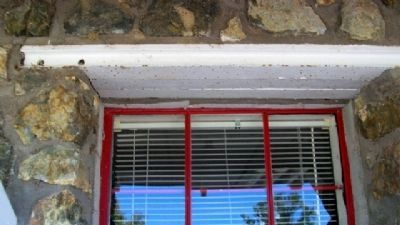 Prosperity Junction Station Window Lintel image. Click for full size.