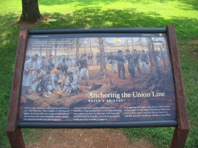 Anchoring the Union Line Marker image. Click for full size.