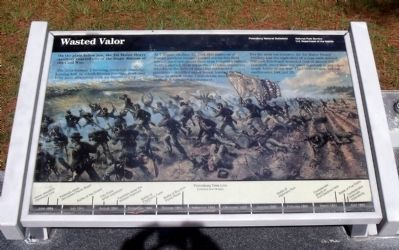 Wasted Valor Marker image. Click for full size.