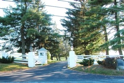Eisenhower Farm Entrance image. Click for full size.