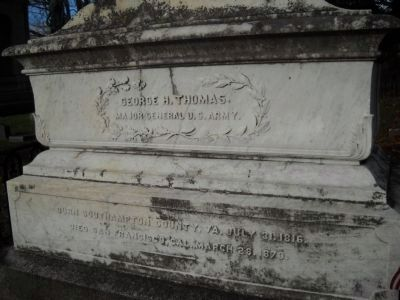 Thomas Grave Inscription image. Click for full size.