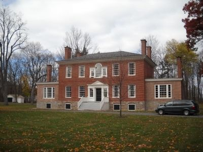 House Where Gen. Burgoyne Was Entertained image. Click for full size.