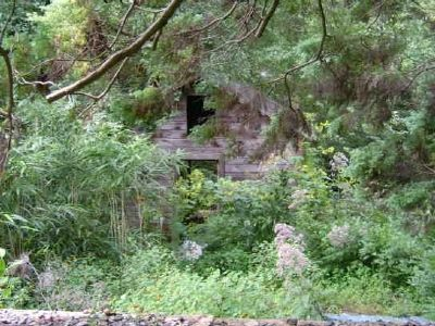 Campbell&#39;s Grist Mill Ruins -<br>No Longer Standing image. Click for full size.