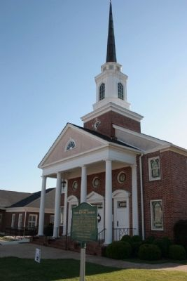 First Baptist Church of Aliceville image. Click for full size.