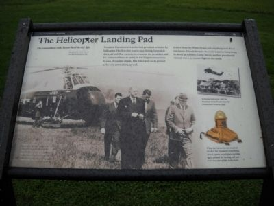 The Helicopter Landing Pad Marker image. Click for full size.