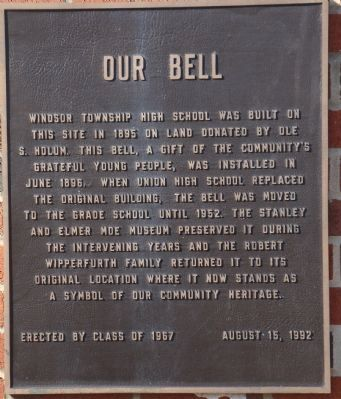 Our Bell Marker image. Click for full size.