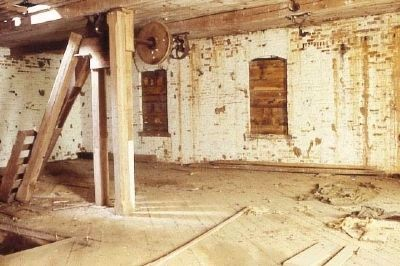 Calhoun Mill Interior image. Click for full size.
