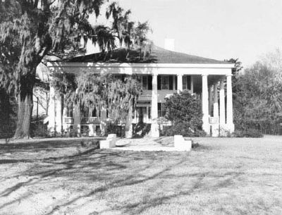 William R. Johnson House / The Columns Marker image. Click for full size.