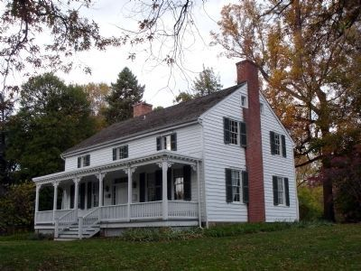 Cherry Hill Farmhouse image. Click for full size.