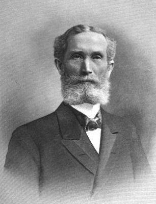 Samuel A. Harbison<br>Founder of Harbison College image, Touch for more information