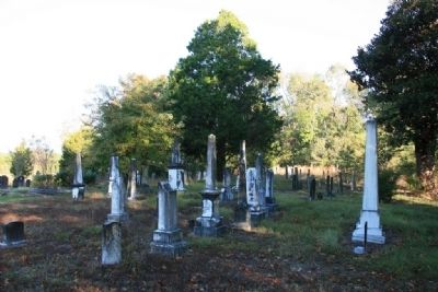 Valley Creek Cemetery image. Click for full size.