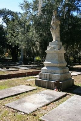 Nathaniel H. R. Dawson Gravesite image. Click for full size.