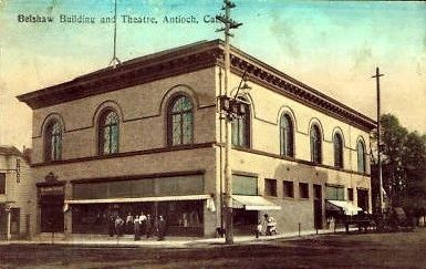 The Belshaw Building and Theater image. Click for full size.