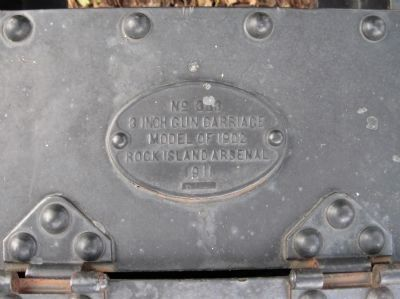 Carriage Plate image. Click for full size.
