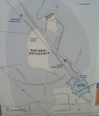 Battlefield Park Map image, Touch for more information