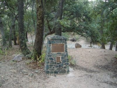Chief Cochise Marker image. Click for full size.