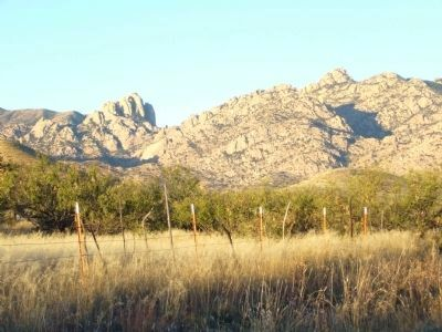 Dragoon Mountains, Coronado National Forest image. Click for full size.