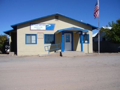 Hachita Post Office image. Click for full size.