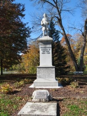 Thomas Dongan Monument image. Click for full size.