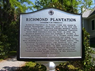 Richmond Plantation image. Click for full size.