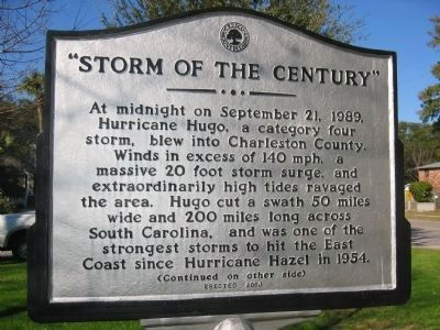 """Storm of the Century"" - Side A image. Click for full size."