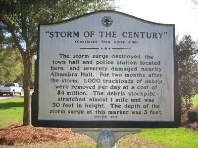 """Storm of the Century"" - Side B image. Click for full size."