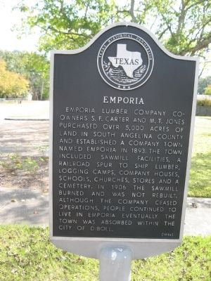 Emporia Marker image. Click for full size.
