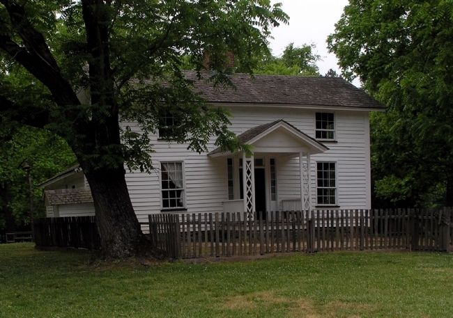 Duke Homestead (1852) image. Click for full size.