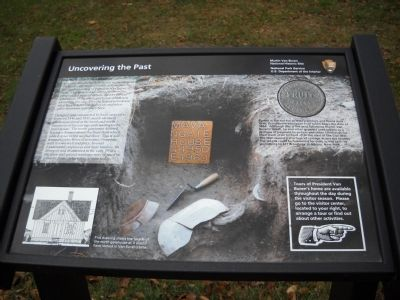 Uncovering the Past Marker image. Click for full size.